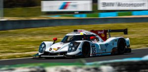 Team Virage close to the podium for its first LMP3 race