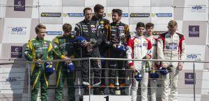 Primer podio de LMP3 en Dijon