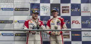 Podium for Team Virage in Le Mans