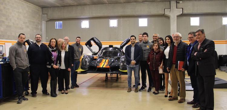 Virage recibe a Instituciones de la Comunidad Valenciana en un Open Day