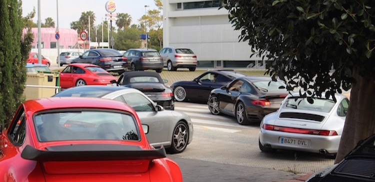 Open Day with the exclusive Club 911VLC