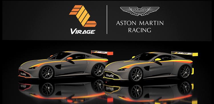 Team Virage anuncia su colaboración con Aston Martin