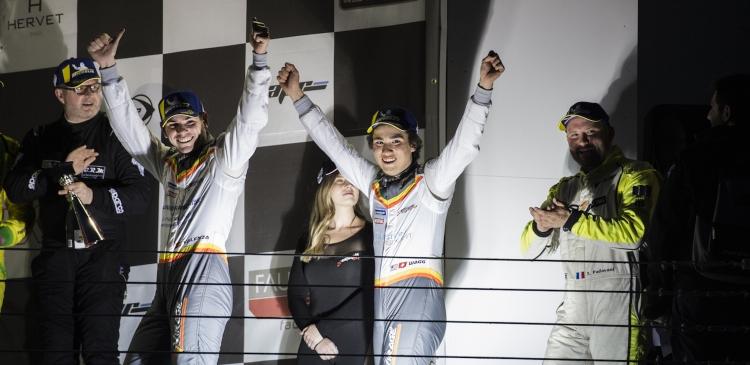 Team Virage starts 2019 with a podium in Estoril