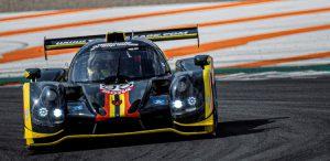 Bittersweet home race in LMP3
