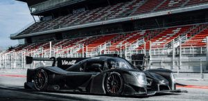 Successful testing for Team Virage's new Ligier JS P320 in Barcelona