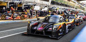 El equipo Virage en el mítico circuito de Le Mans para la RTLM