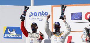 ¡Hefler y Valenza comienzan 2020 con podios en la GT Cup Open!