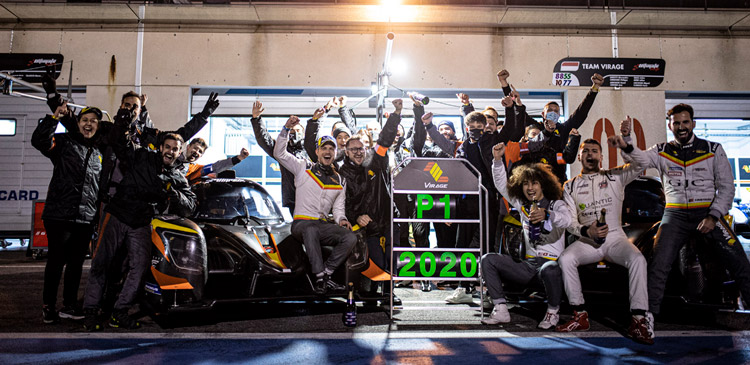 Team Virage 2020 Ultimate Cup Series Champion