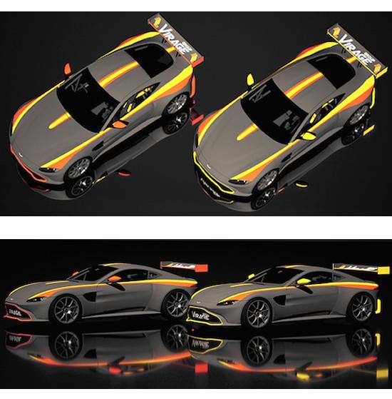 Design Aston Martin Racing