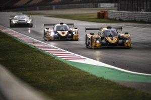 Frustrating yet promising Michelin Le Mans Cup season opener for Team Virage