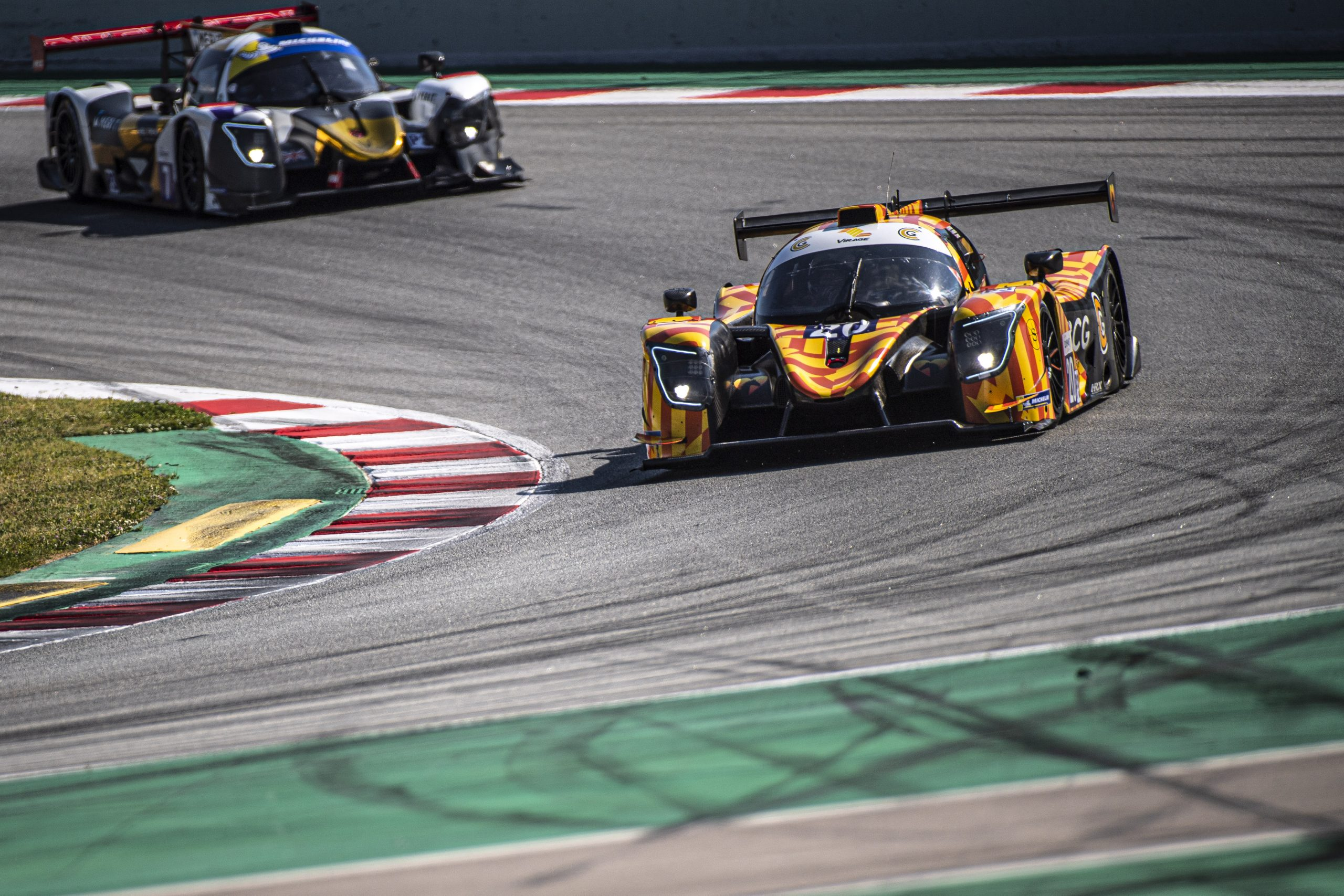 Team Virage leaves ELMS opener with top 10 finish