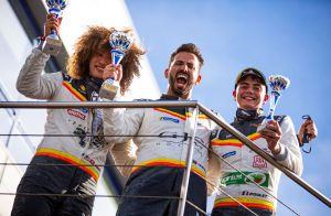 Team Virage scores second victory of the year in Dijon in Ultimate Cup Series