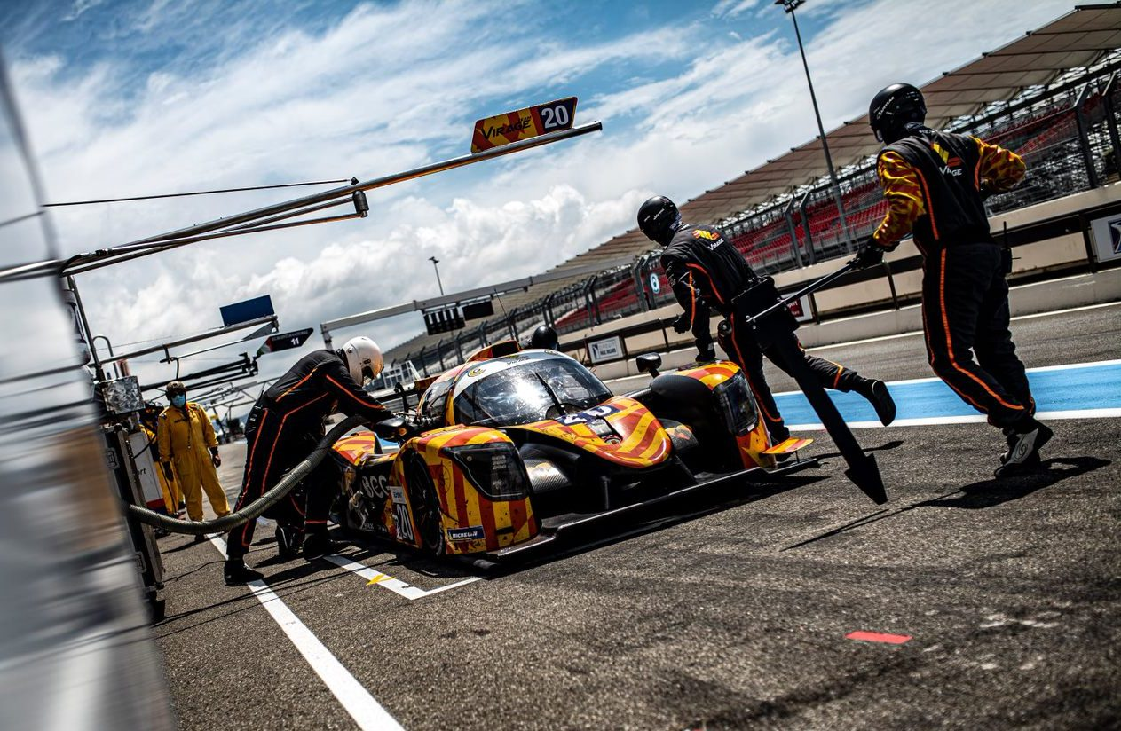 Team Virage shows unrewarded speed at Paul Ricard in ELMS