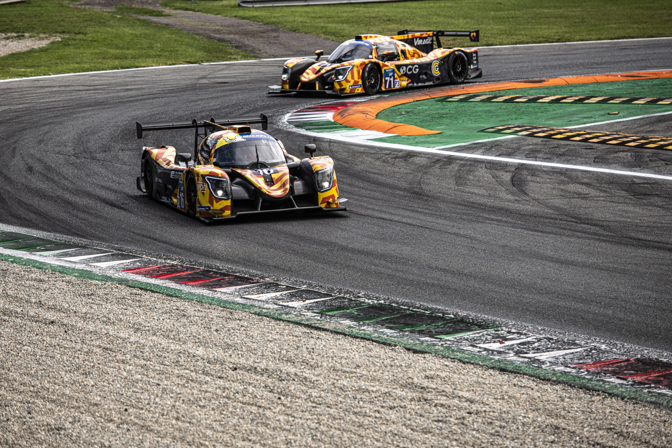 Challenging Le Mans Cup race in Monza for Team Virage
