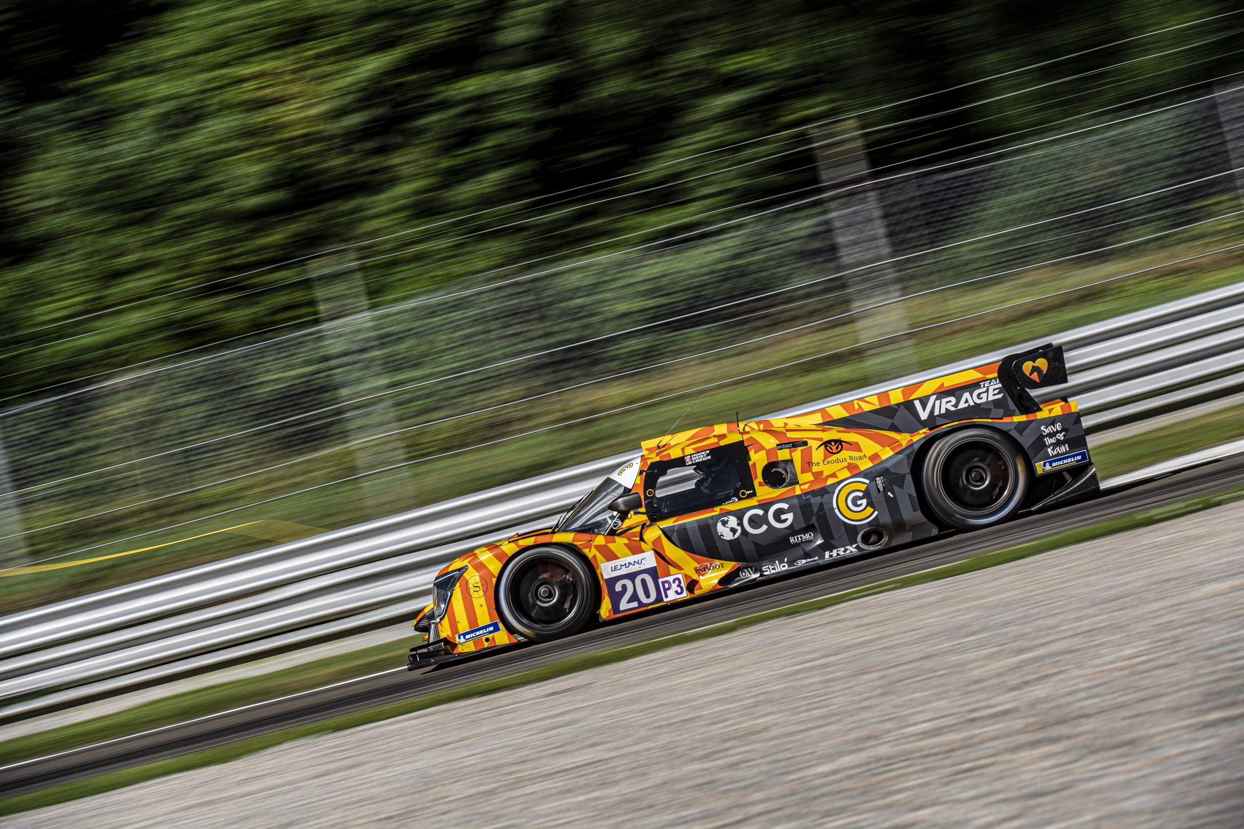 Team Virage scores best ELMS result to date in Monza