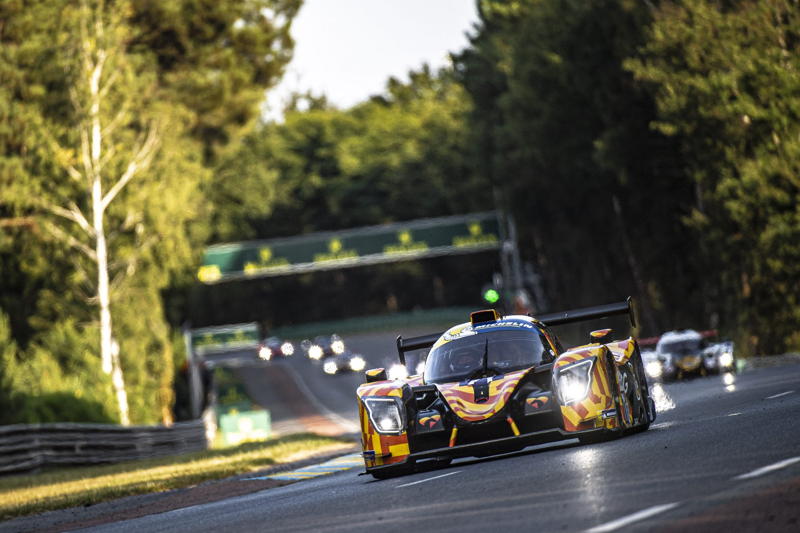 Best overall team result in Le Mans Cup for Team Virage in Road to le Mans