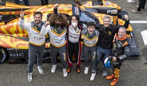 Team Virage scores first 1-2 in its history in Le Mans