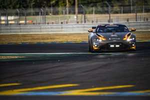 Team Virage scores first GT victory of the year in Le Mans