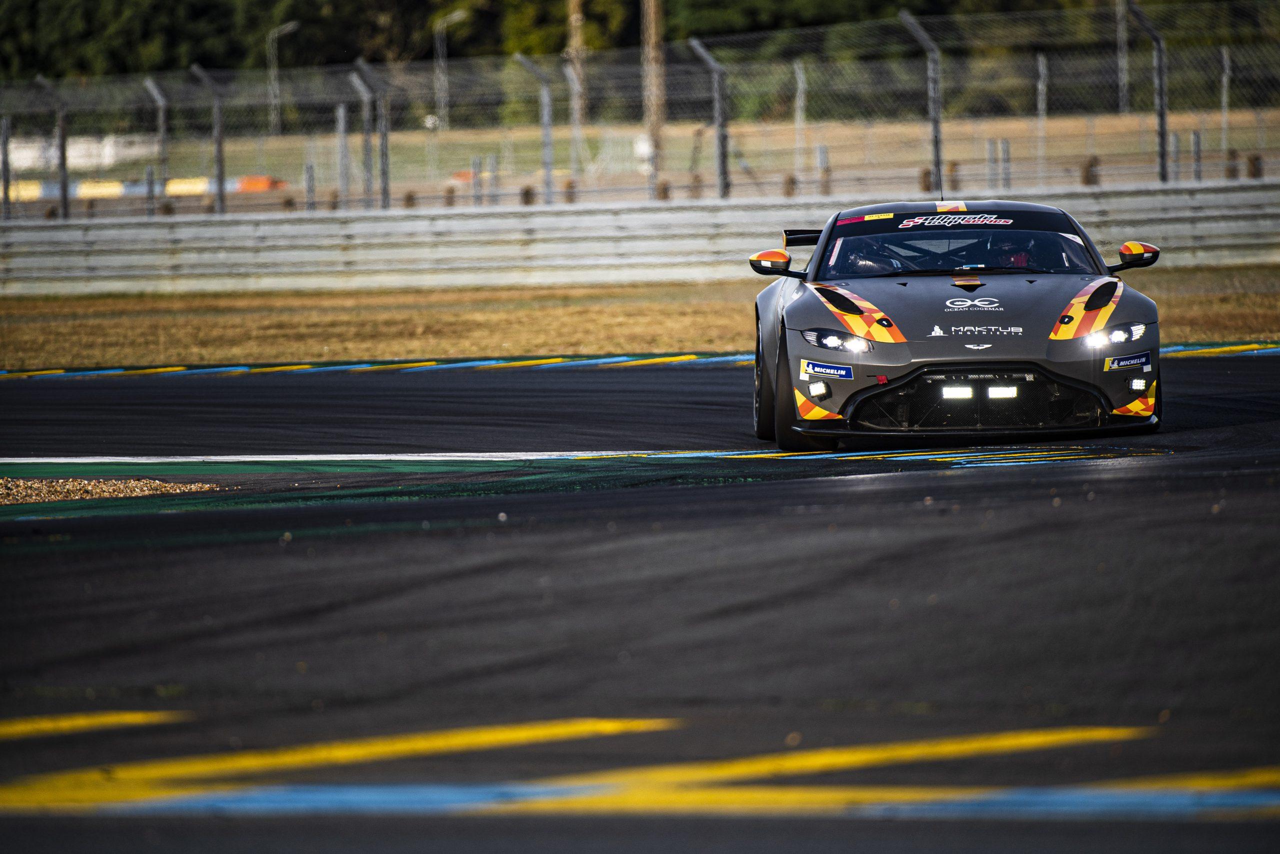 El Team Virage consigue la primera victoria GT del año en Le Mans