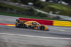 Challenging weekend for Team Virage in Le Mans Cup at Spa